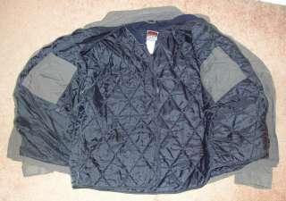 Securitas warm jacket with removable inner lining mens sz XL Long