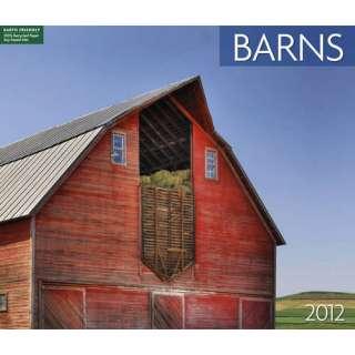 Barns 2012 Deluxe Wall Calendar