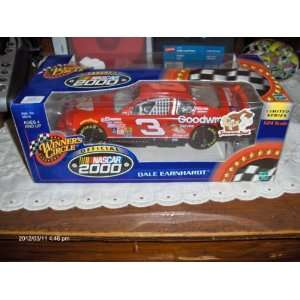 Red #3 Goodwrench plus winners circle car 1/24 scale Toys & Games