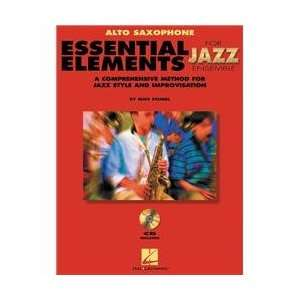 for Alto Saxophone (Book with 2 CDs) (Standard) Musical Instruments