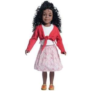 Friends Forever Girls 19 African American Nika Doll Toys & Games