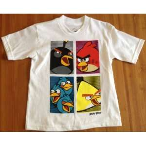Angry Birds T Shirt Boys,Size5T