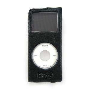 2nd Generation Apple iPod Nano Premium Leather Ultra Slim Case
