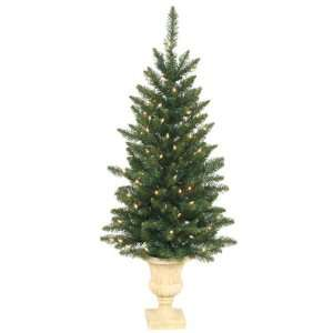 48 Camdon Fir Artificial Potted Christmas Tree