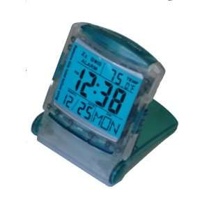 Digital Alarm Clock with Temperature Display Electronics