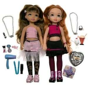 Bratz 4 Ever Best Friends Girl Party   Calista and Noelle