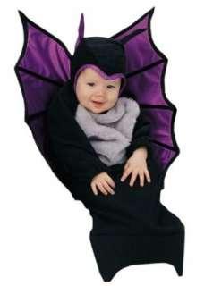 Newborn Baby Bat Classic Halloween Costume (0 6 months) Clothing