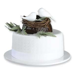 Love Birds Figurine/Cake Topper Jewelry