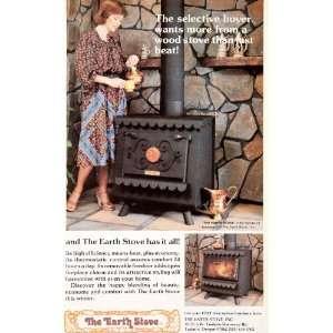 1979 Ad Earth Stove Tualatin Oregon Heater Thermostatic