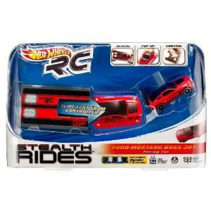 Rides Racing Car   Ford Mustang Boss 302  Toys & Games