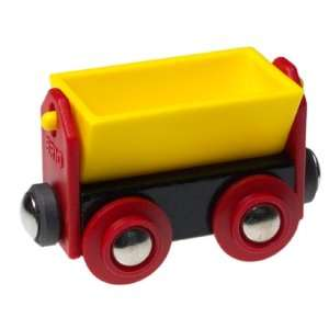 BRIO Yellow Tipping Wagon 33613 Toys & Games