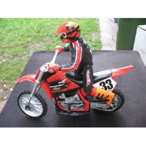 Hot Wheels® R/C   Extreme Moto Cross Cycle 49MHz ***NO REMOTE CONTROL