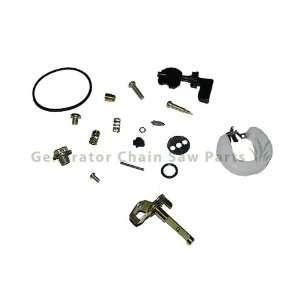 Motor Generator Lawn Mower Carburetor Carb Rebuild Repair Kit Parts