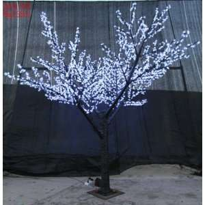 9.8 Pre lit LED White Cherry Blossom Tree