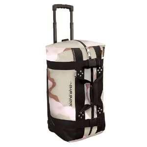 New Club Glove Mini Rolling Duffle Travel Bag Camo Sports