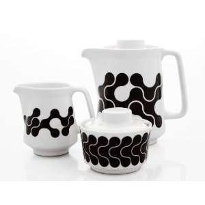 Links Coffee Set   color black links