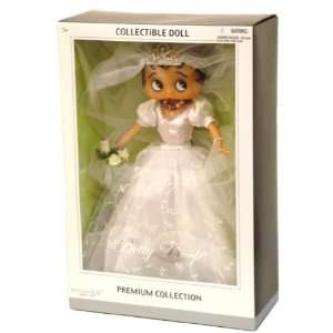 Betty Boop Wedding Gown Collectible Doll: Sports & Outdoors