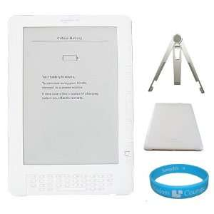 Clear Premium Silicone Skin Cover for  Kindle DX 9.7