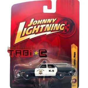 Parol) * 2011 Johnny Lighning Release 18, 164 scale diecas car