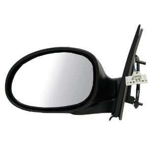 New Left Side Mirror Dodge Neon 2002 Power, Non Heated Manual Folding