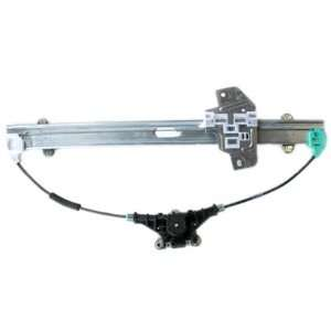 TYC 670016 G Kia Front Driver Side Replacement Manual Window Regulator