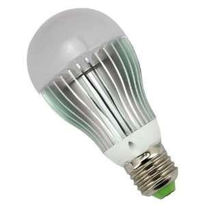 E27 5W Pure White Energy Saving LED Light Lamp Bulb Globe Lamp
