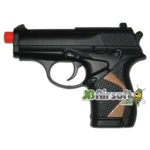 Double Eagle P.329 Spring Airsoft Pistol Sports