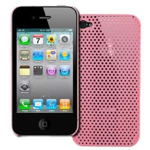 EMPIRE Pink Air Matrix Rubberized Hard Case Cover for