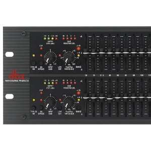 Dual 31 Band Graphic Equalizer Electronics