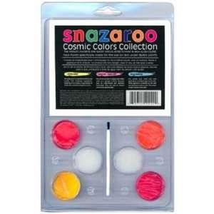 Snazaroo Face Paint Kits   UV (4 Colors) Toys & Games