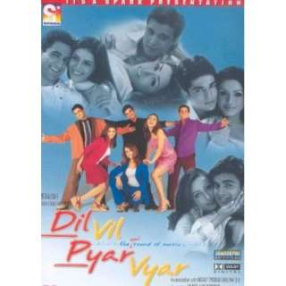 Vyar (2002) (Hindi Romance Film / Bollywood Movie / Indian Cinema DVD
