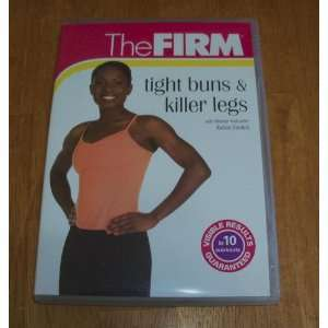 The Firm: Tight Buns & Killer Legs Dvd! Kelsie Daniels