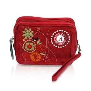Alabama Crimson Tide Corduroy Cosmetic Bag Sports