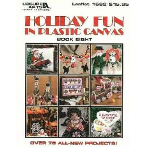 Holiday Fun In Plastic Canvas, Book Eight, Leaflet 1682
