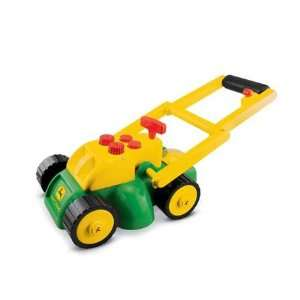 John Deere Electronic Action Lawn Mower: Home Improvement