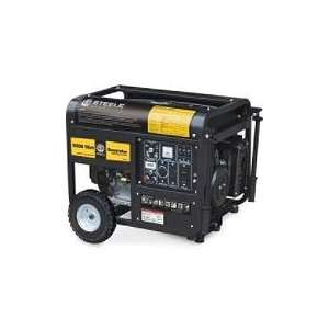 SP GG 900E   Steele 7500 watt 15 h.p generator Patio, Lawn & Garden