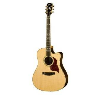 Gibson Songwriter Deluxe Standard EC Acoustic Electric Guitar, Antique