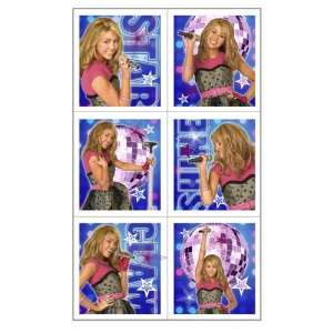 Hannah Montana   Rock the Stage Stickers (4 count)