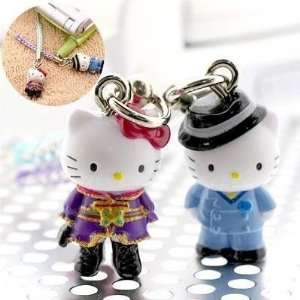 Sanrio Hello Kitty x Anime Paradise Kiss Pair Kitty Cell Phone