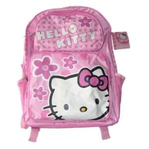 Hello Kitty Flower Backpack Toys & Games