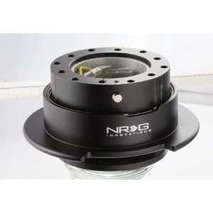 Kit Gen 2.0 Black Body Black Ring Steering Wheel Hubs 5 Hole Srk 350bk