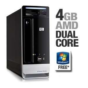 HP Pavilion Slimline S3816f NY460AA Desktop PC
