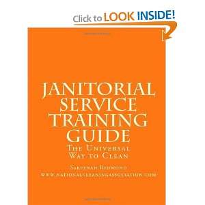 Janitorial Service Training Guide The Universal Way to