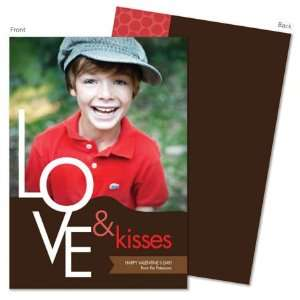 Valentines Day Cards (Love & Kisses   Photo)