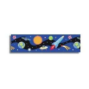 Out Of This World Wall Border by Olive Kids