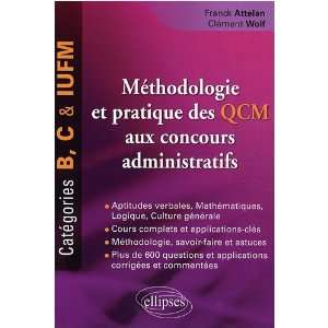 Grand Livre Qcm & Exercices Français Culture Generale