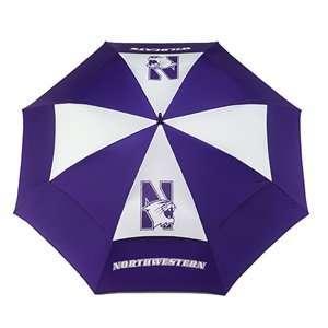 Nothwestern Wildcats College NCAA Logo Windsheer II Golf
