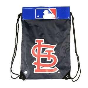 St. Louis Cardinals Cinch Bag   Navy