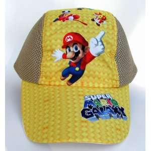 Baseball)   Nintendo Super Mario   Mario Galaxy (Yellow) Toys & Games