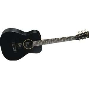Martin LXM Little Martin Acoustic Guitar Black Musical